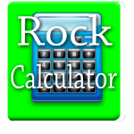 Calculator for rock