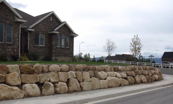 Spring city landscape boulders utah landscaping rock for Landscaping rocks tooele utah